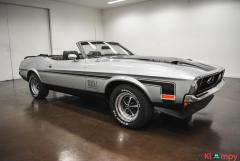 1971 Ford Mustang Convertible 351