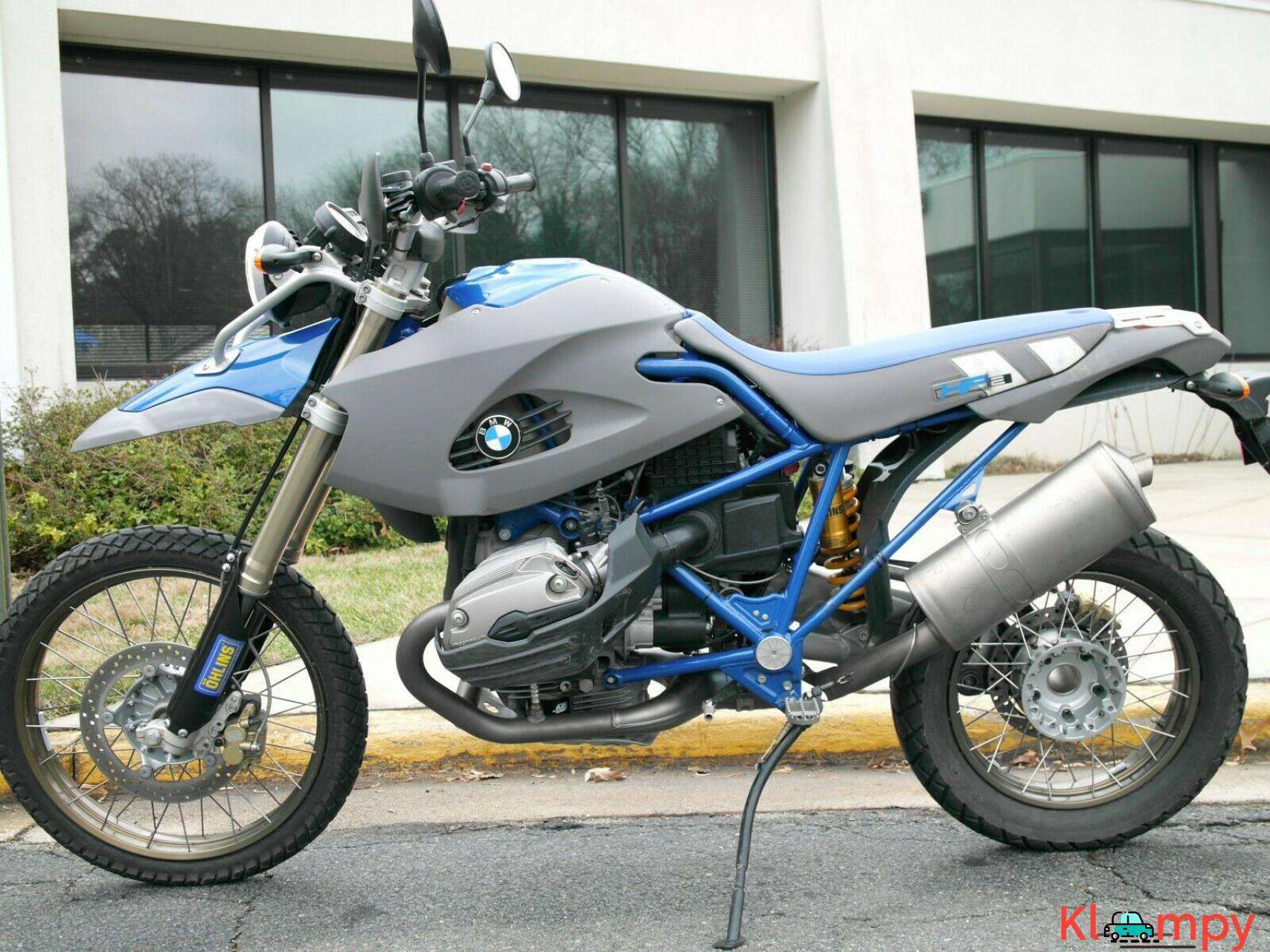 2006 BMW Enduro Blue - 2/18