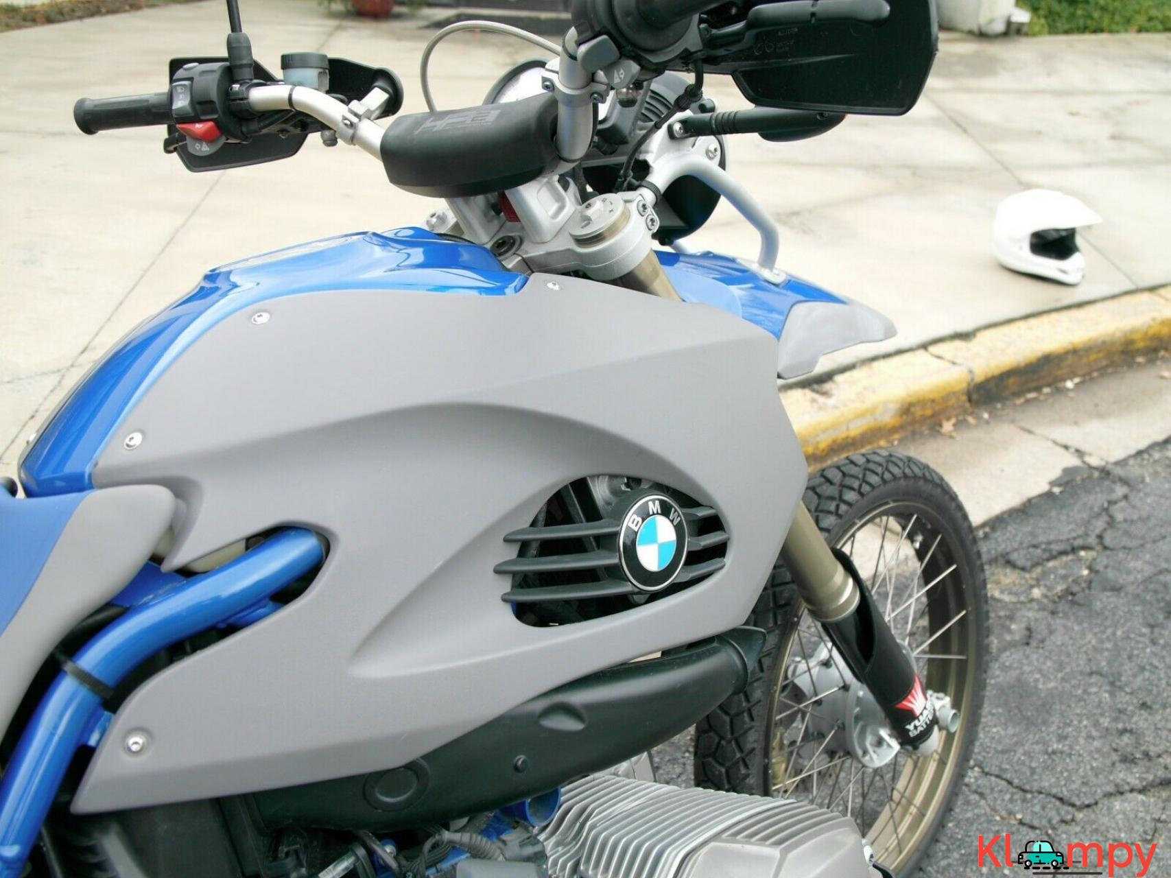 2006 BMW Enduro Blue - 3/18