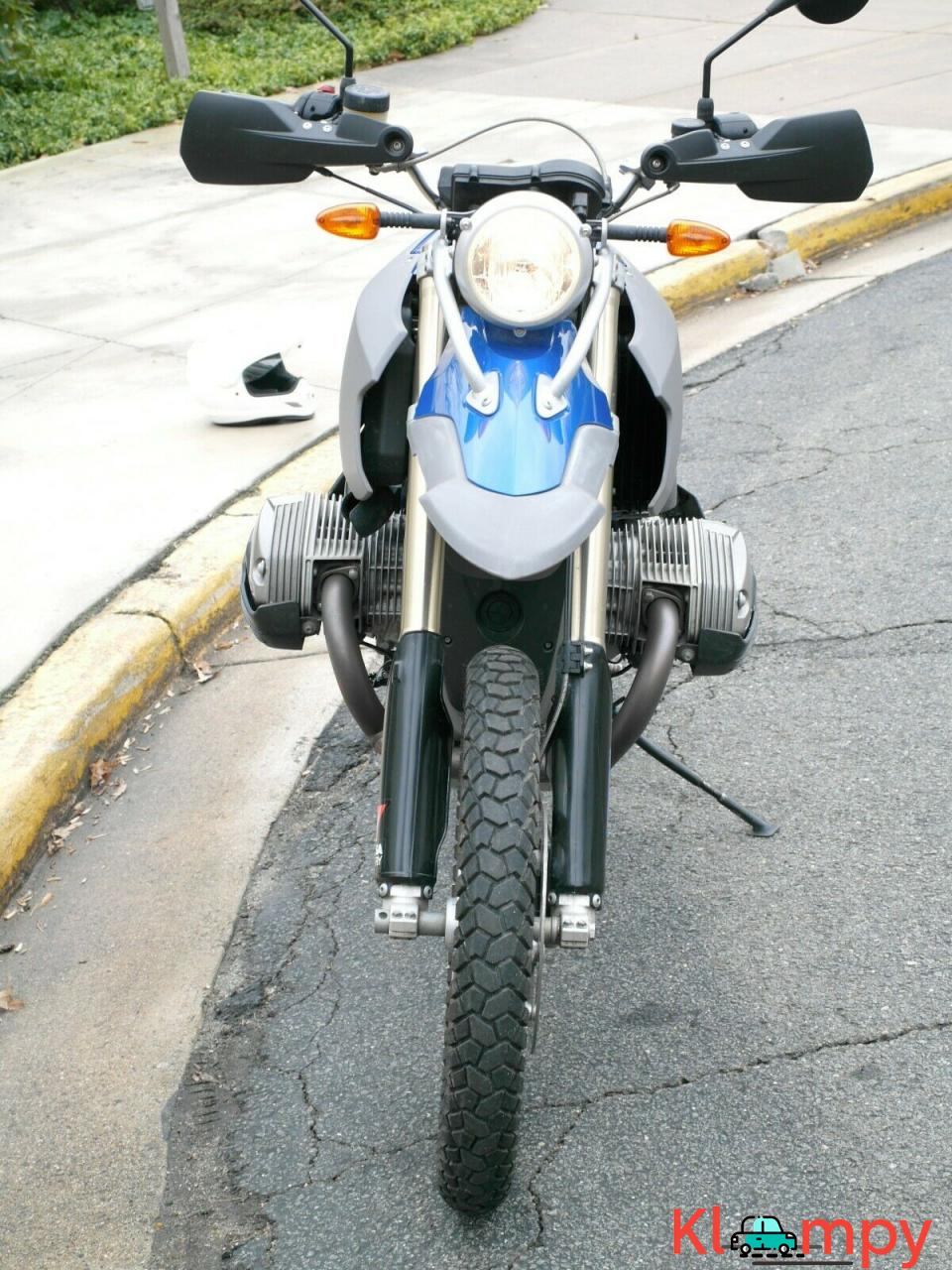 2006 BMW Enduro Blue - 7/18