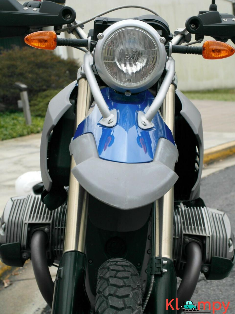 2006 BMW Enduro Blue - 8/18