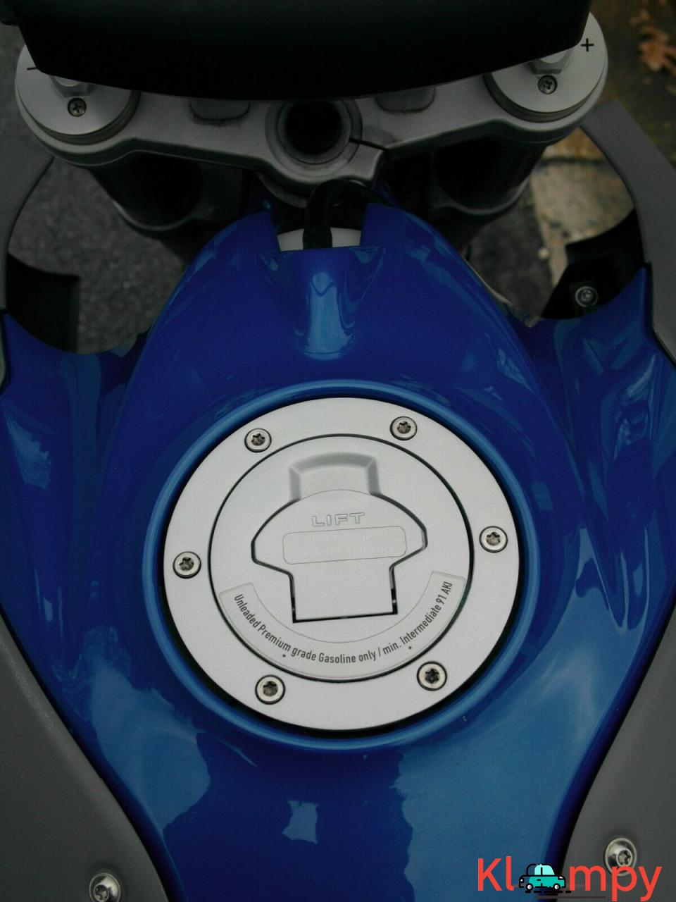2006 BMW Enduro Blue - 11/18