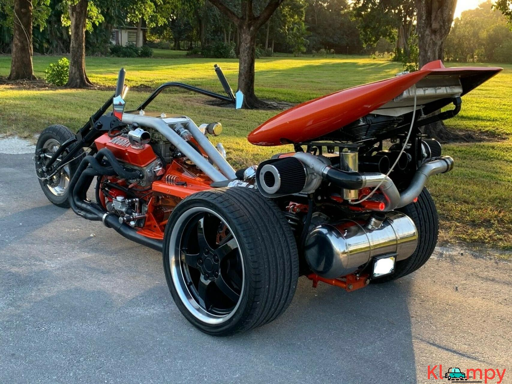 2016 Other Makes V8 Twin Turbo Chevy 355 - 1/21
