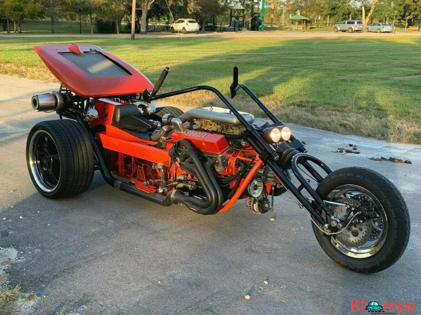 2016 Other Makes V8 Twin Turbo Chevy 355 - 2/21