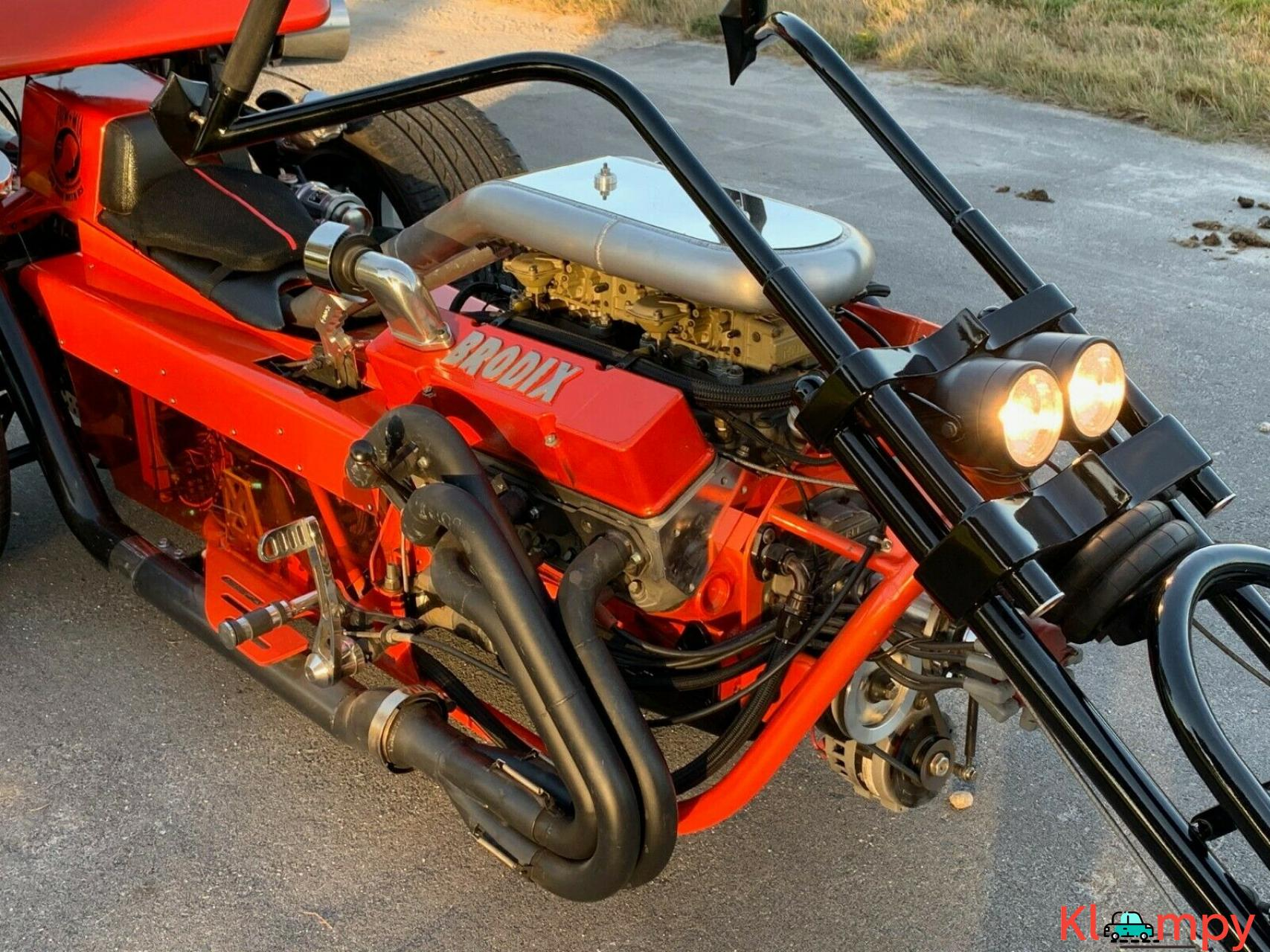 2016 Other Makes V8 Twin Turbo Chevy 355 - 4/21