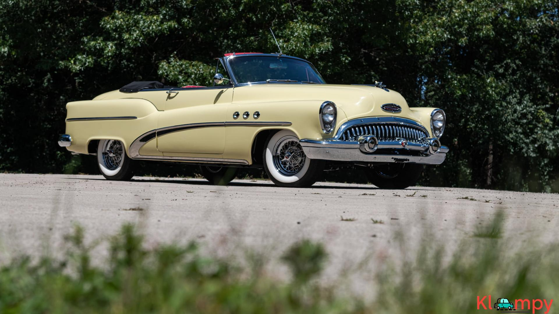 1953 Buick Super Eight Convertible - 1/15