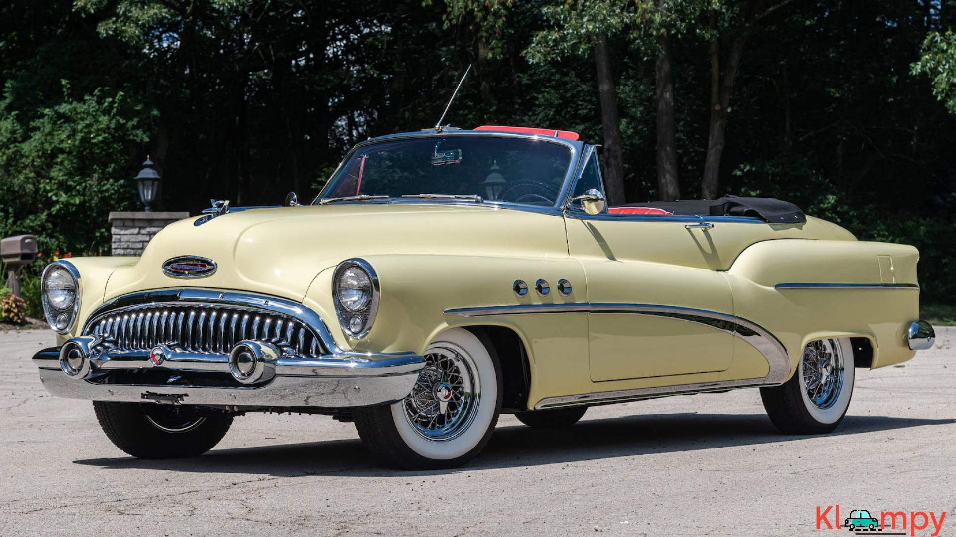 1953 Buick Super Eight Convertible - 2/15