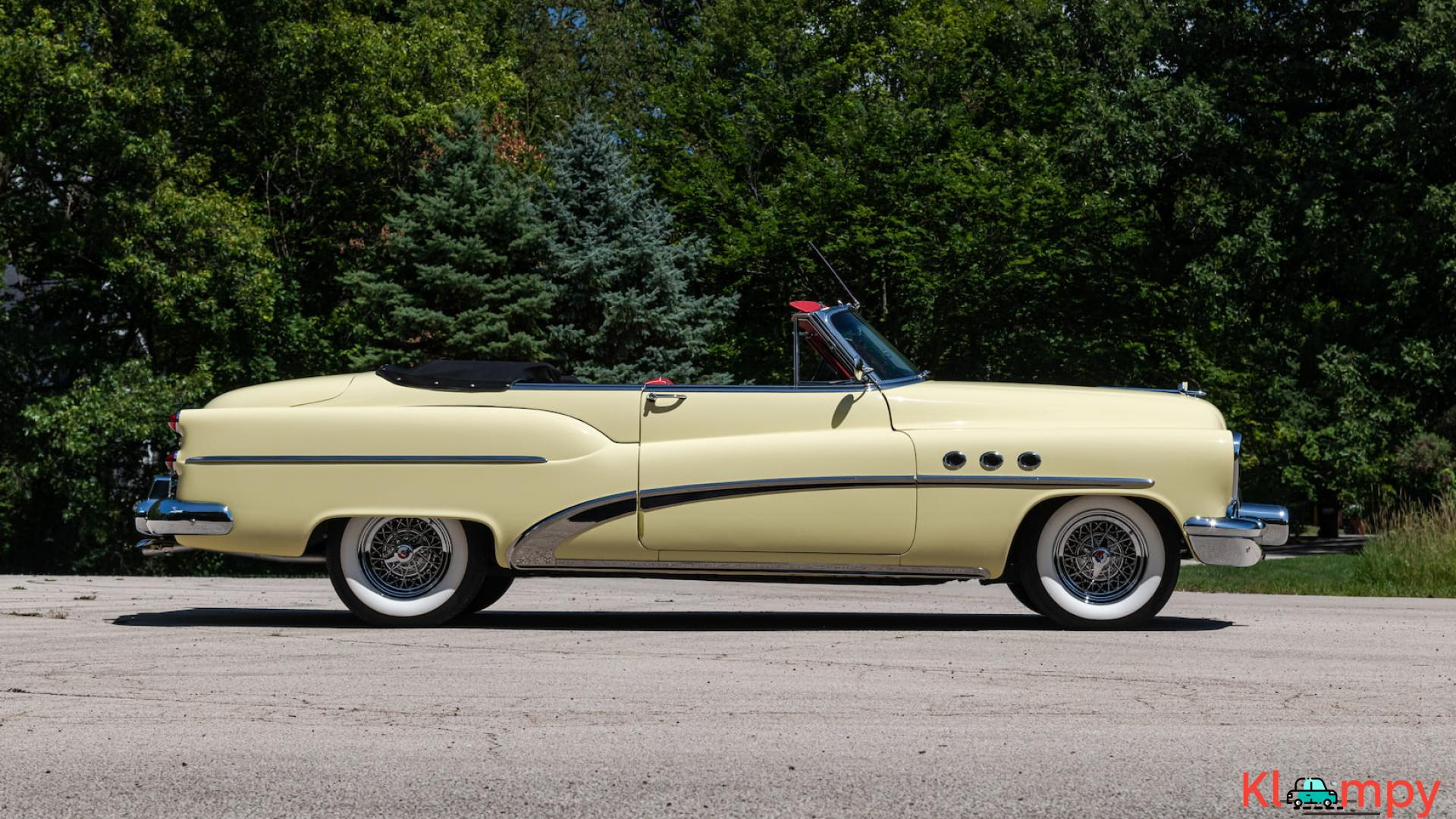 1953 Buick Super Eight Convertible - 3/15