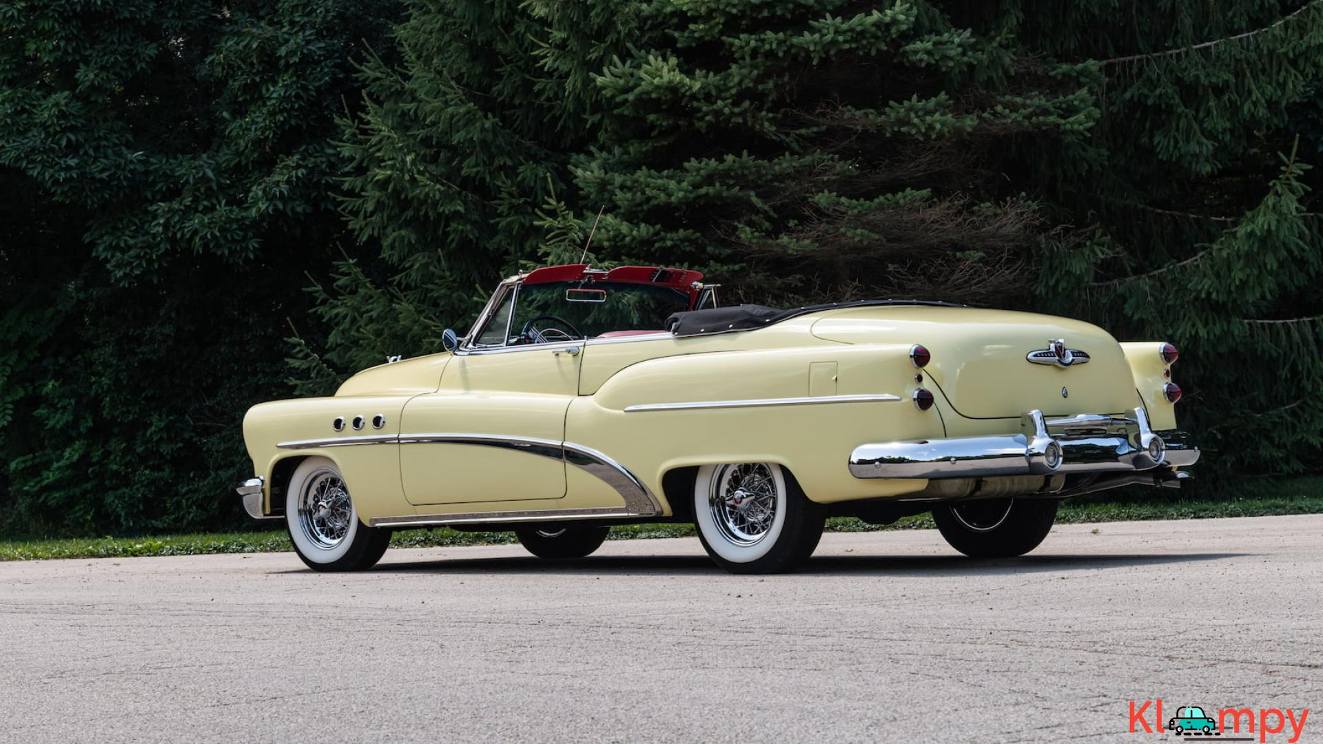 1953 Buick Super Eight Convertible - 5/15