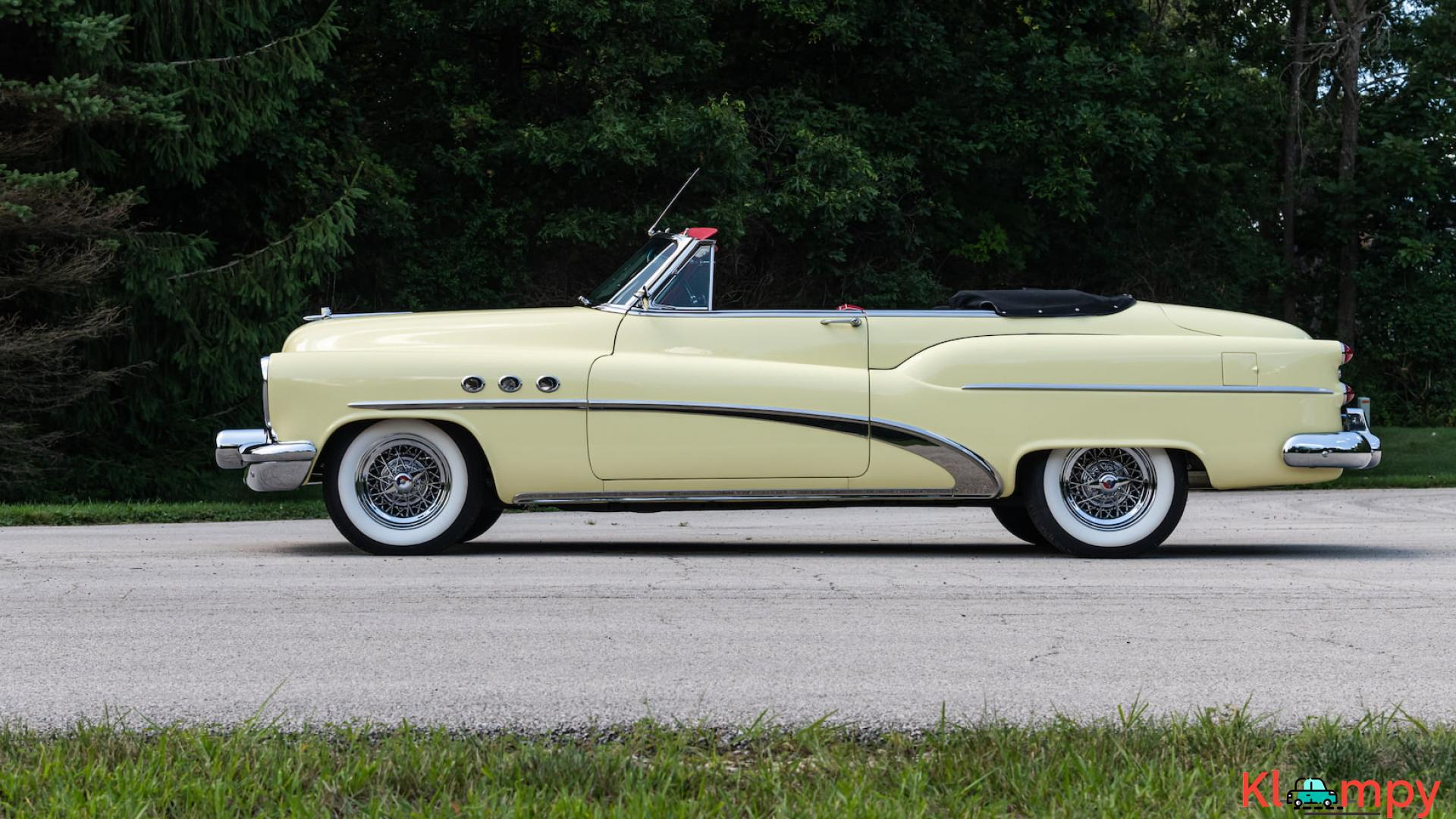 1953 Buick Super Eight Convertible - 9/15