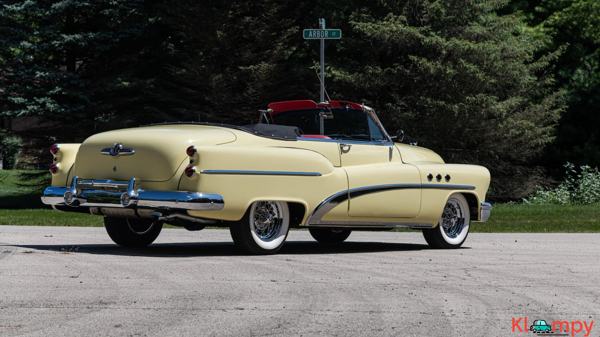 1953 Buick Super Eight Convertible - 11/15