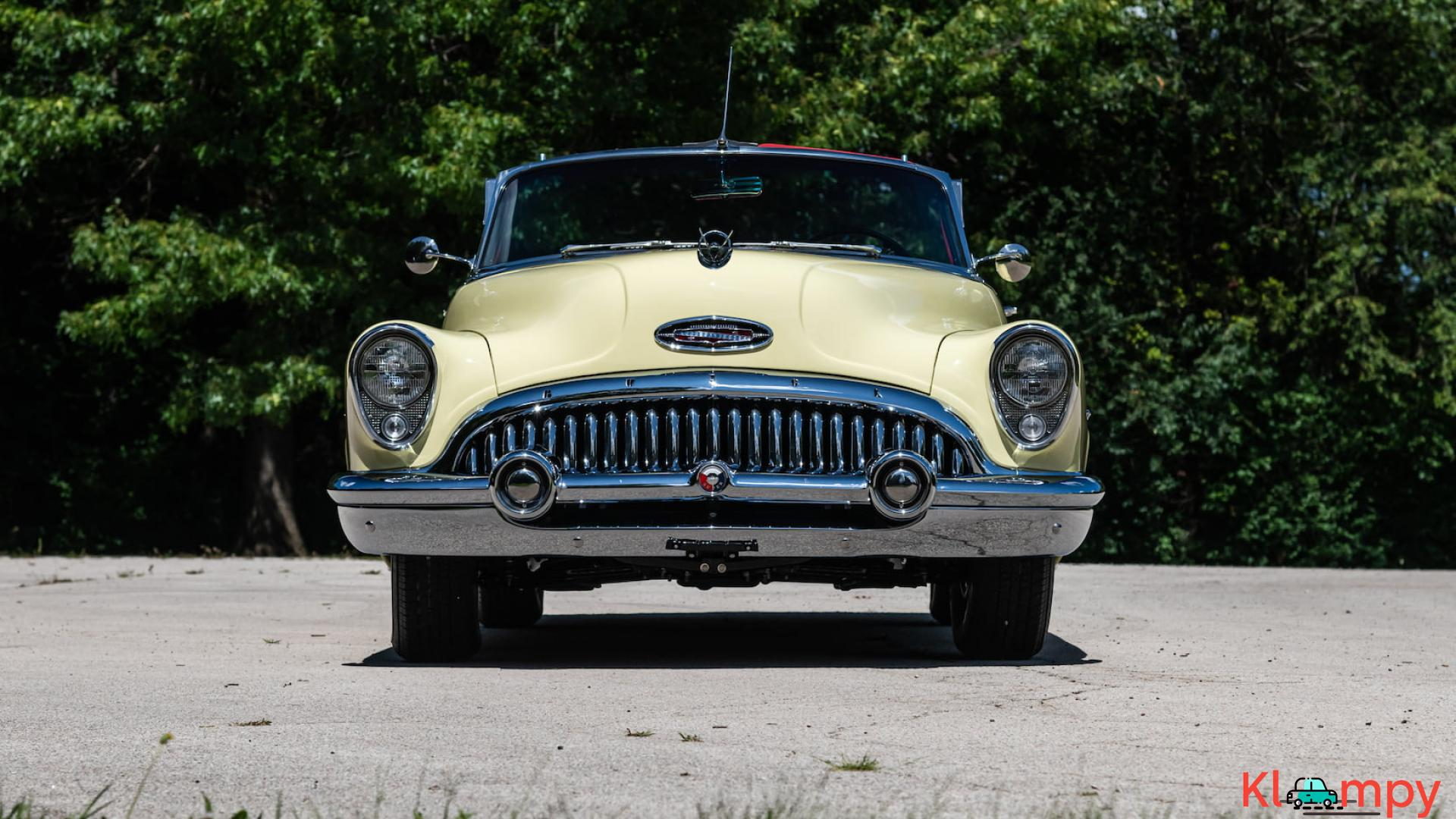 1953 Buick Super Eight Convertible - 12/15