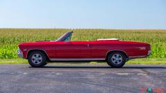 1966 Chevrolet Chevelle SS Convertible - Image 3/15