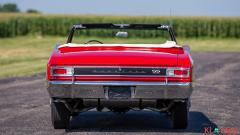 1966 Chevrolet Chevelle SS Convertible - Image 15/15