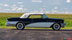 1955 Buick Roadmaster Convertible - Image 4/17