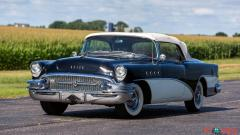 1955 Buick Roadmaster Convertible - Image 14/17