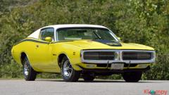 1971 Dodge Charger R/T 440 CI - Image 1/17