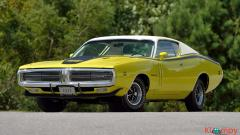 1971 Dodge Charger R/T 440 CI - Image 3/17