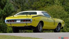 1971 Dodge Charger R/T 440 CI - Image 5/17