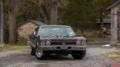 1968 Chevrolet Chevelle SS 396 Matching Numbers - Image 1/15