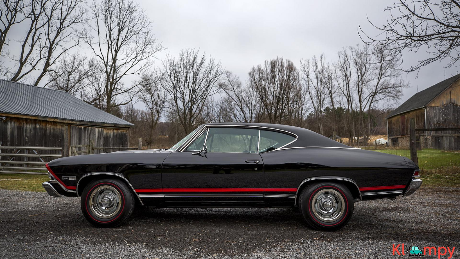 1968 Chevrolet Chevelle SS 396 Matching Numbers - 4/15