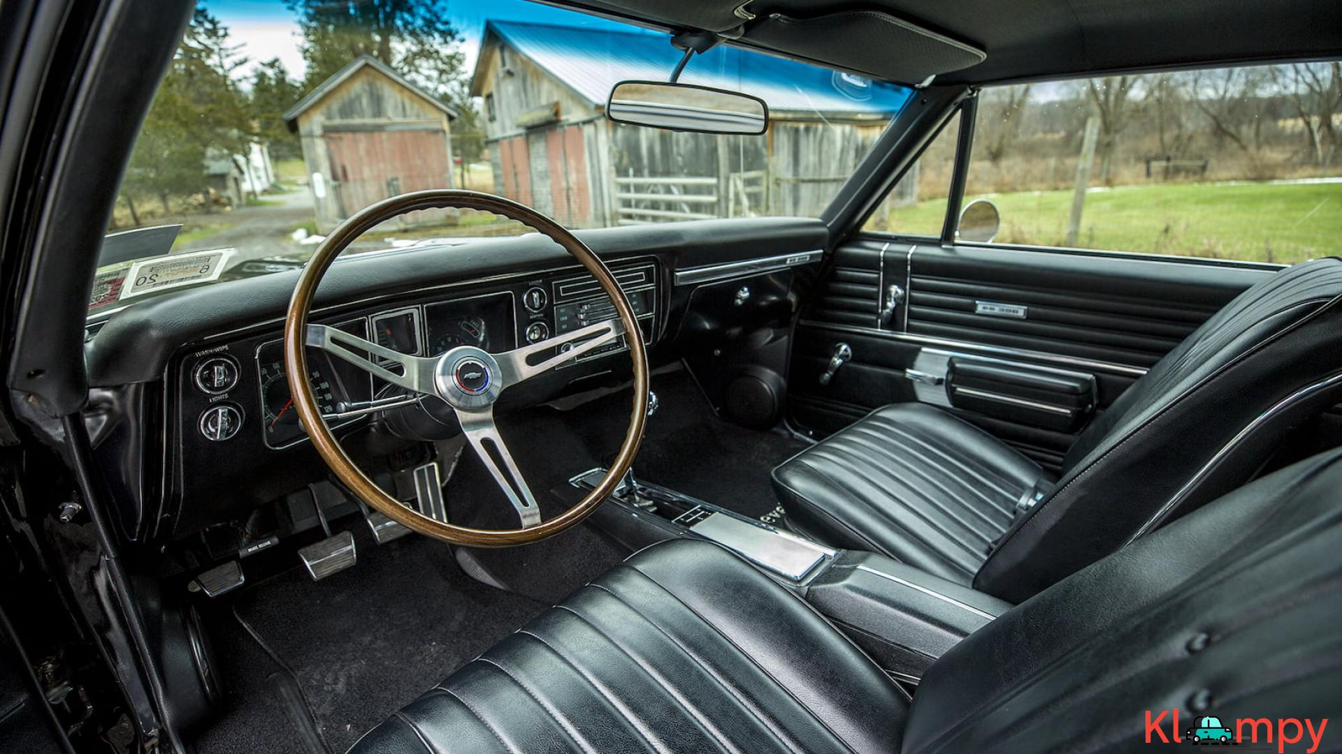 1968 Chevrolet Chevelle SS 396 Matching Numbers - 5/15