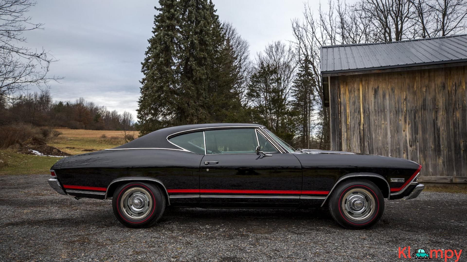 1968 Chevrolet Chevelle SS 396 Matching Numbers - 9/15