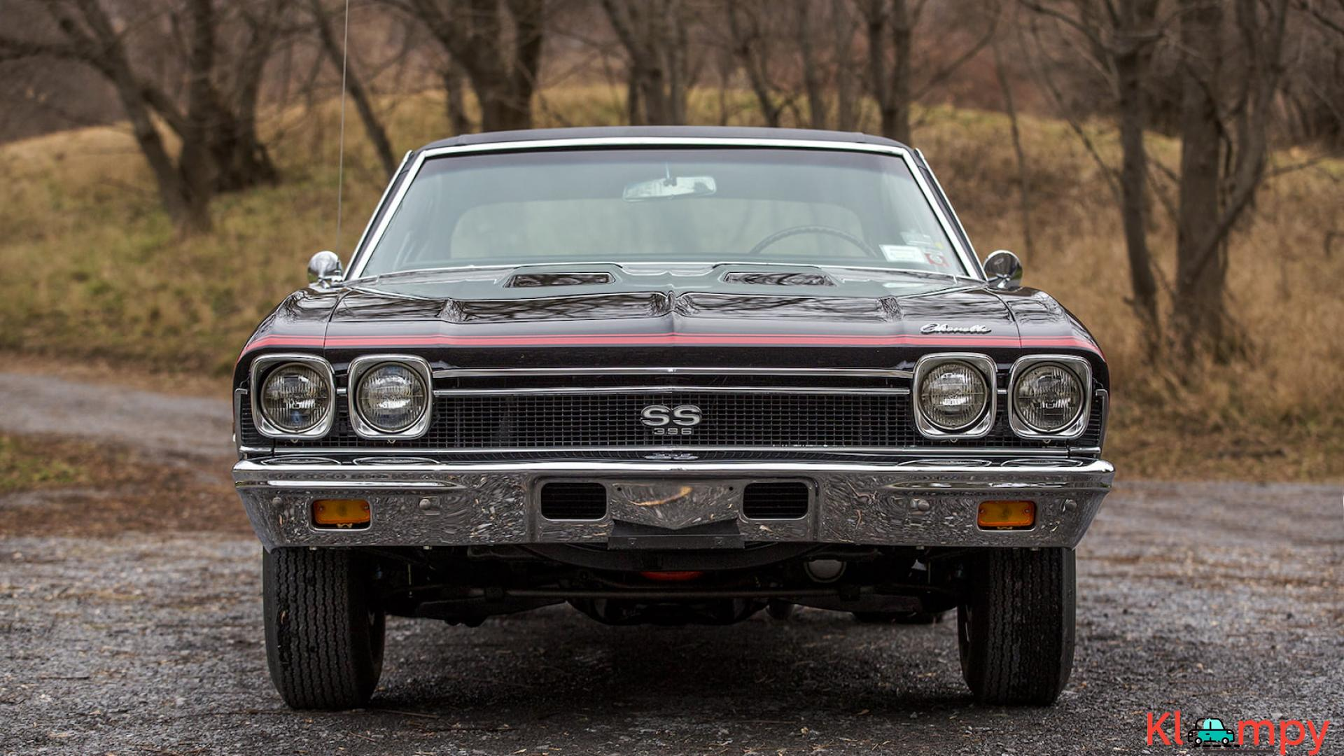 1968 Chevrolet Chevelle SS 396 Matching Numbers - 13/15