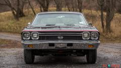 1968 Chevrolet Chevelle SS 396 Matching Numbers - Image 13/15