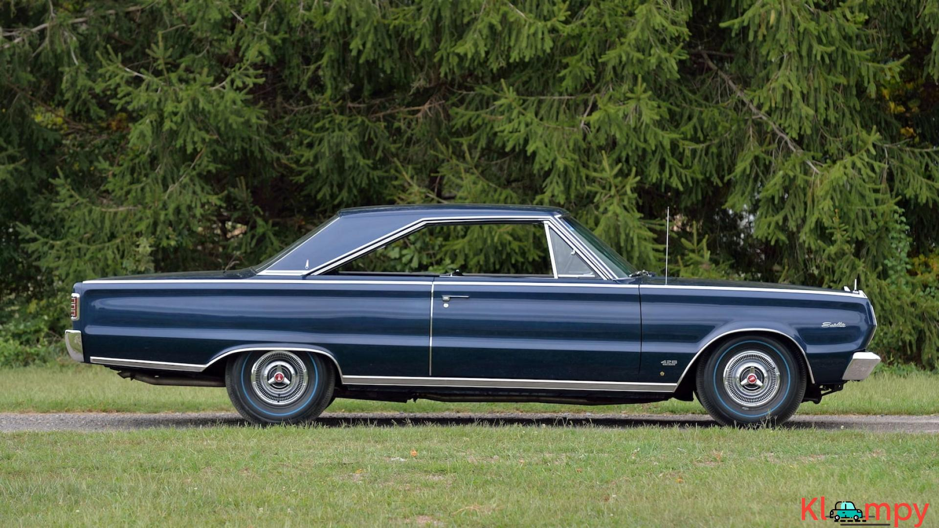 1966 Plymouth Satellite Original 426 CI - 3/18