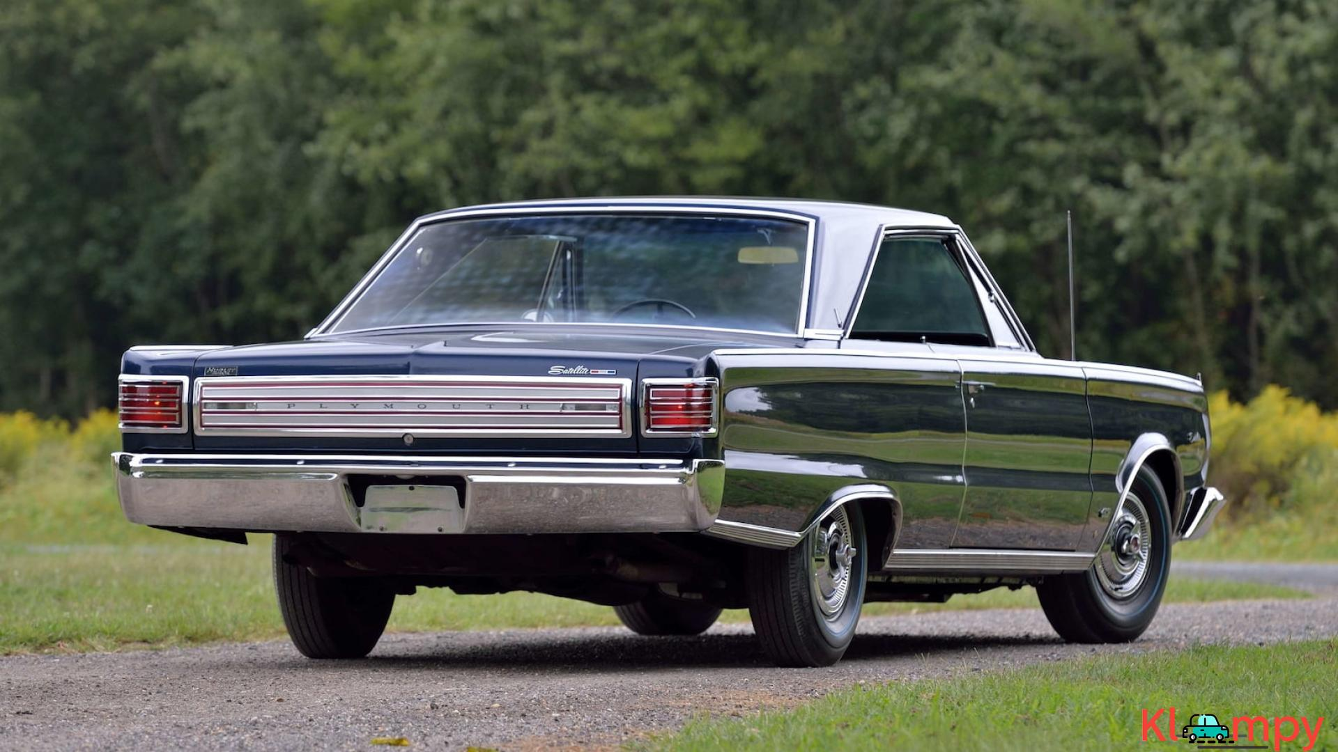 1966 Plymouth Satellite Original 426 CI - 4/18