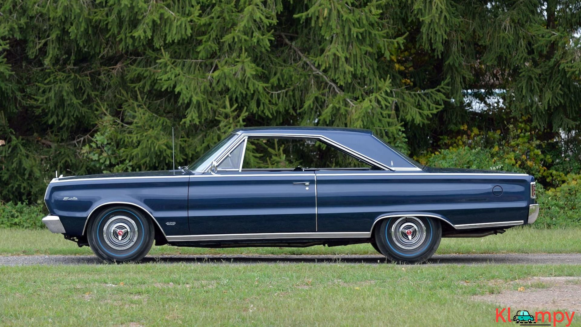 1966 Plymouth Satellite Original 426 CI - 9/18