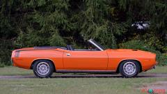 1970 Plymouth Cuda Convertible 340 Matching Numbers - Image 3/17