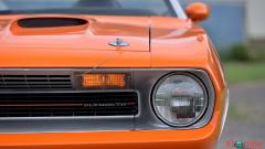 1970 Plymouth Cuda Convertible 340 Matching Numbers - Image 11/17