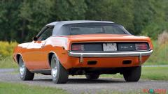 1970 Plymouth Cuda Convertible 340 Matching Numbers - Image 12/17
