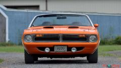 1970 Plymouth Cuda Convertible 340 Matching Numbers - Image 13/17
