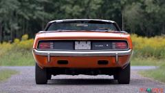 1970 Plymouth Cuda Convertible 340 Matching Numbers - Image 16/17