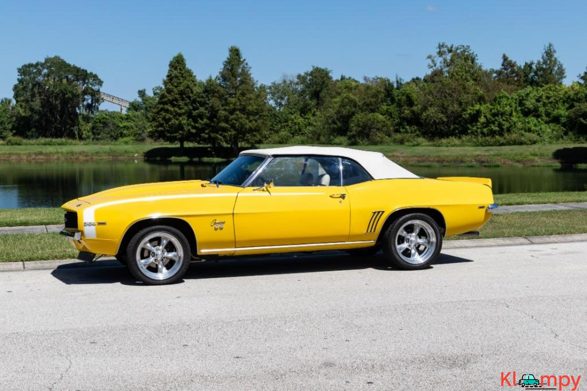 mint condition 1969 Chevrolet Camaro SS Convertible for sale
