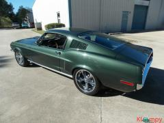 1968 Ford Mustang New Custom Build