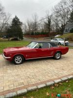 1966 Ford Mustang Convertible C-code