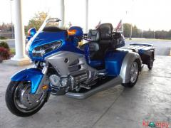 2013 Honda Gold Wing ROADSMITH TRIKE MODEL