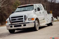 2006 Ford Other Pickups WESTERN HAULER C4500