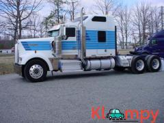 2001 Kenworth W900L Cat C16 Conventional 600hp Sleeper C-16 Diesel