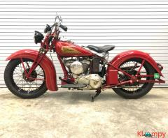 1939 Indian Sport Scout DM