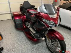 2019 Honda Gold Wing DCT