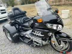 2006 Honda Gold Wing ABS NAVIGATION