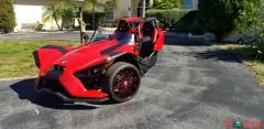 2016 Polaris Slingshot SL garaged