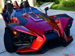 2018 Polaris Slingshot SL Beautiful