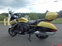 2018 BMW K1600B YELLOW