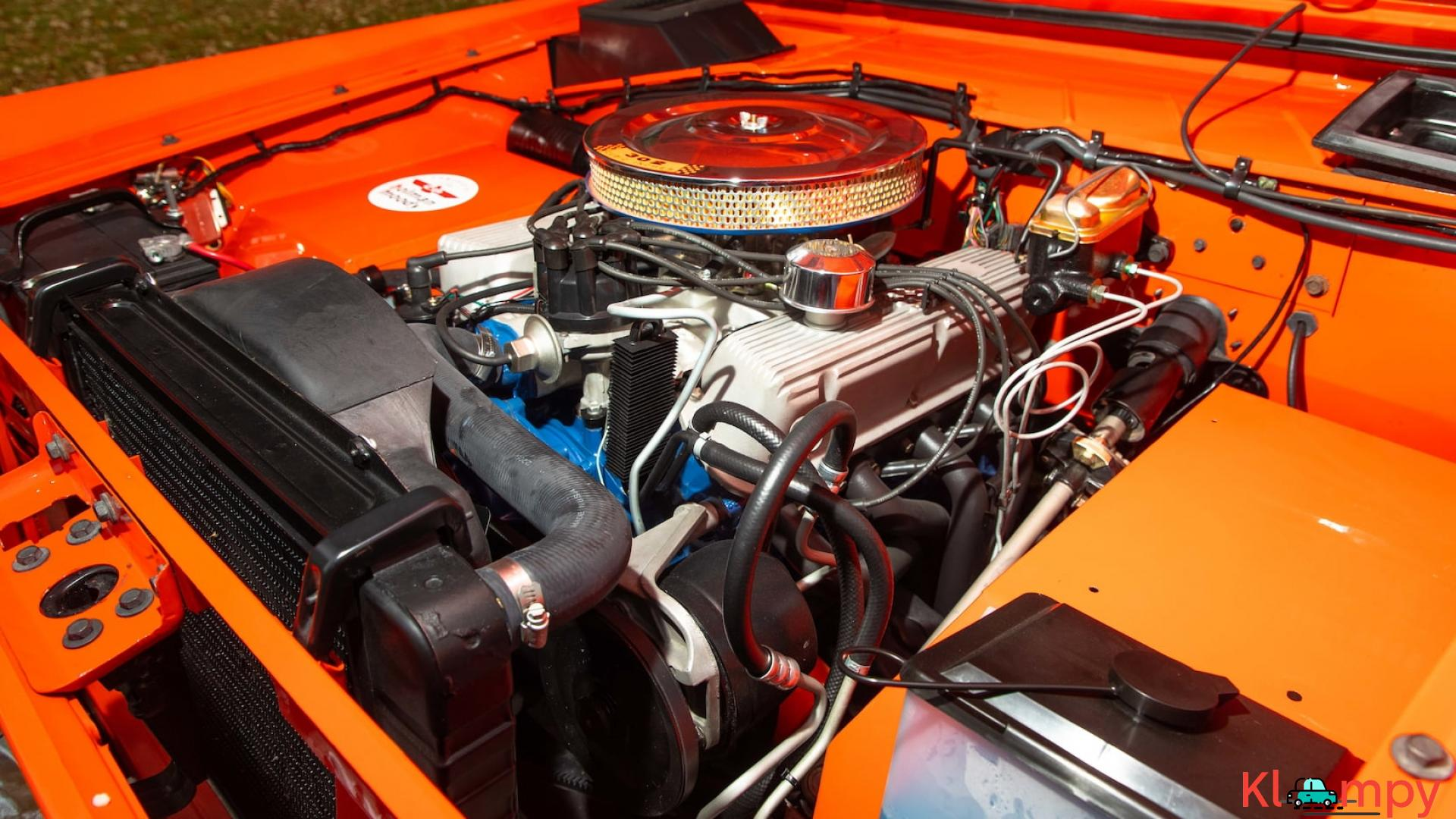 1969 Ford Bronco Sport Trim Package - Kloompy